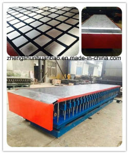 FRP/Fiberglass/GRP Molded Grating Machine with Panel Size 1220X3660X38mm/1220X3660X25mm/1220X3660X20mm
