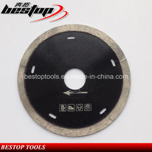 Continuous Rim Diamond Small Blade for Marble Stone Wet Cutting pictures & photos