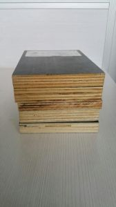 Melamine Faced Plywood pictures & photos