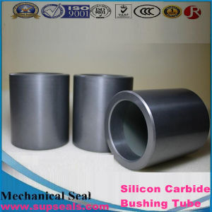 High Quality Silicon Carbide Sleeve Ssic Rbsic Bush Tube pictures & photos