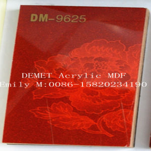Rose Demet Acrylic MDF (DM-9625) pictures & photos