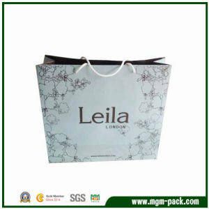 Professional Elegant Patterned Promotional Paper Bag pictures & photos