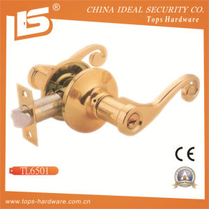 Tubular Knob Handle Door Lock -Tl6501 pictures & photos