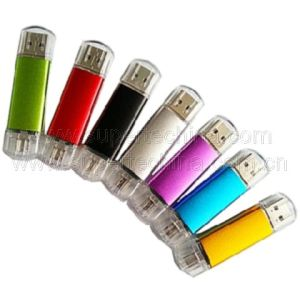 Smartphone OTG USB Flash Drive (S1A-9005C) pictures & photos