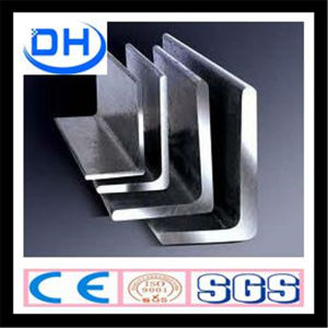 Hot Rolled Construction Steel Angle Iron for Sale pictures & photos