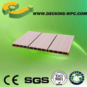 2014 New Style Hollow WPC Decking/Flooring Board pictures & photos