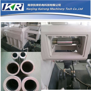 Plastic Gextruder Machine Price/Twin Screw Plastic Extruder/Color Masterbatch Extruder pictures & photos