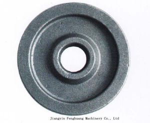 Non Coal Industry Forging Wheel pictures & photos
