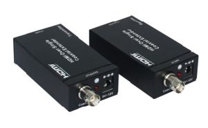 100m HDMI Extender Over Single Coaxial Cable pictures & photos