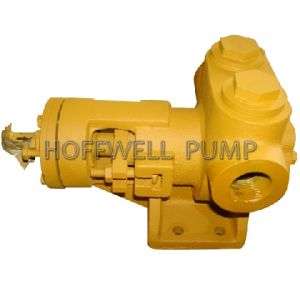 CE Approved NYP2.3 Asphalt Oil Internal Gear Pump pictures & photos
