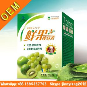 Natural Xianguo Fresh Fruit Fat Loss Slimming Capsule (CS048-XGS) pictures & photos