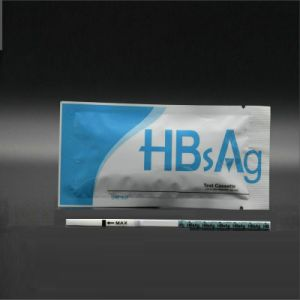 One Step Blood Type Test Kits HBV HCV Test Kit pictures & photos