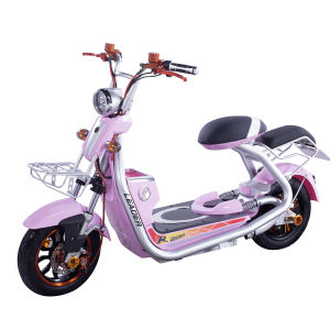 Two Seats Electric Scooter with Disc Brake