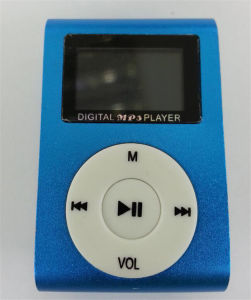 Mx-801-MP3 Music Player with Clip and TF Card Function pictures & photos