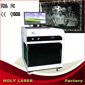 3D Laser Engraving Machine in Good Resolution pictures & photos