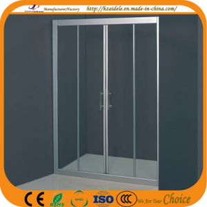 2 Sliding Door Glass Bath Screen (ADL-K6) pictures & photos