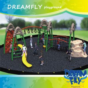 Eco-Friendly Children Climbing Equipment for Amusement Park