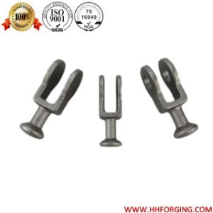 Closed Die Forged Ball Clevis Tongue for Power Transmission pictures & photos