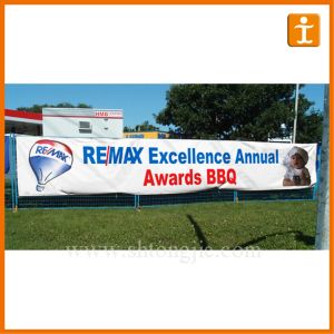 Customed Backlit Vinyl Flex Banner Street Advertising Banner pictures & photos