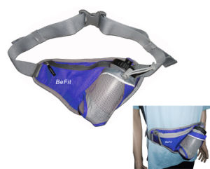 Fashion Travel Sport Waist Bag with Bottle (BSP10288) pictures & photos