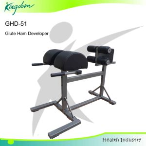Fitness Equipment Glute Ham Developer Roman Chair Gym Equipment GHD Bench pictures & photos