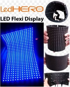 P6.67 Soft /Flexible LED Displays /Can Be Any Shape LED Displays