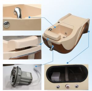Strong Whirlpool SPA Foot Massager (F016-B) pictures & photos