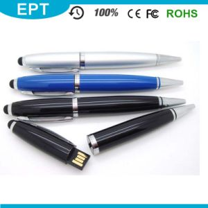 Touch Screen Laser Ball Pen Shape USB Flash Drive (TP45) pictures & photos