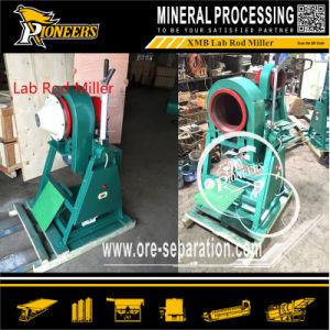 Xmb Lab 0-4 Kg Stone Small Capacity Rod Mill Sample Grinder