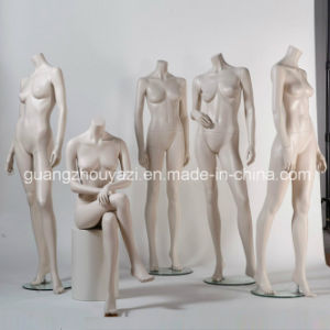 Sexy Headless Female Mannequin for Window Display pictures & photos