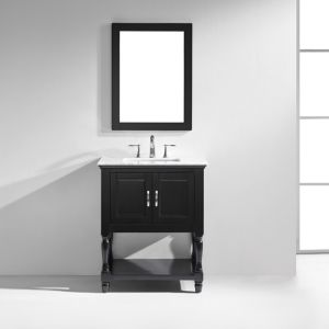 36 Inch Floor Standing Single Basin Bathroom Vanity pictures & photos