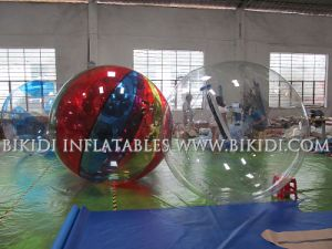 High Quality Water Ball, Transparent Water Zorb Ball, Colors Water Ball for Adults and Kids D1003A-1 pictures & photos