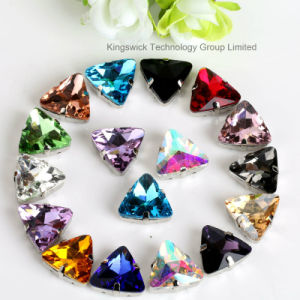 Sew on Crystal Rhinestone with Claw Setting pictures & photos