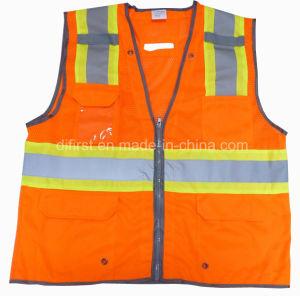 Meeting En20471 Reflective Safety Vest (VH8001) pictures & photos