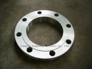 ASTM A105 Forged Round Flange pictures & photos