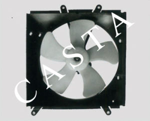 Radiator fan cover Toyota Corolla 97 for car pictures & photos