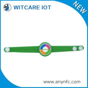 Waterproof RFID 125kHz ID Wristband Bracelet for Access Control