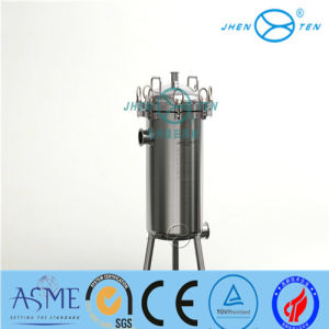 Insulation Layer Basket Type Filter for Food Grade pictures & photos