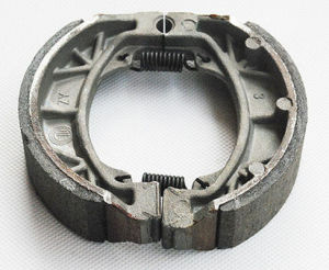 Rear Brake Shoes for Motorcycle pictures & photos