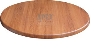 Moldpressing Round Table Top Restaurant Furniture Table Top pictures & photos