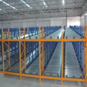 High Quality and Wholesale Price Gravity Storage Racking pictures & photos