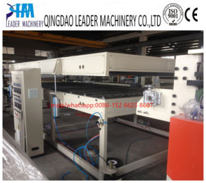 Polycarbonate PC Hollow Profile Sheet Extrusion Machine pictures & photos