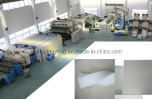 Nonwoven Thermal Bonding Mattress Production Line (YYL) pictures & photos