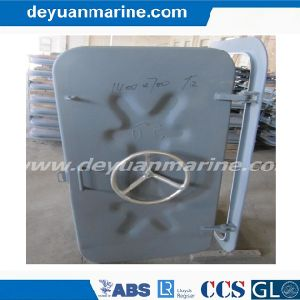 Marine Aluminum Door / Fireproof Door pictures & photos