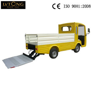 Fashion Electric Garbage Collecting Car Caogo Car pictures & photos