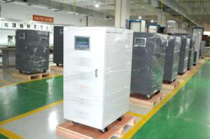 30kVA/24kw Low Frequency Online UPS (3: 1) pictures & photos
