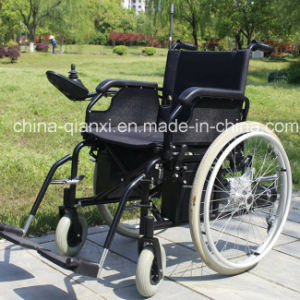 Power Electric Wheelchair for Disabled People pictures & photos