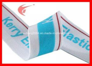 Nylon Jacquard Elastic Tape for Garments (YH-ET014) pictures & photos