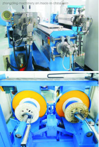 Zd-90+45 Double (Triple) Layer Co-Extrusion High-Speed Extrusion Machine pictures & photos
