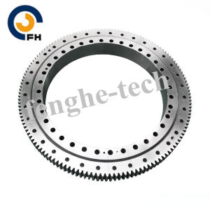 Three Row Roller External Gear Slew Bearing